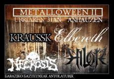 Anhauz - Metalloween II